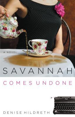Savannah Comes Undone Cover