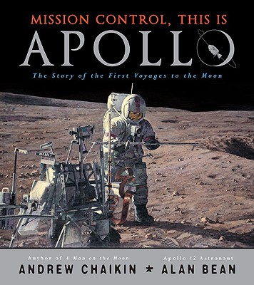 Mission Control, This Is Apollo Cover