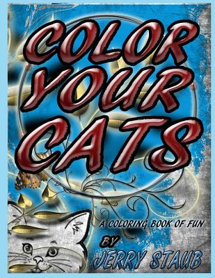 Color Your Cats Cover Image