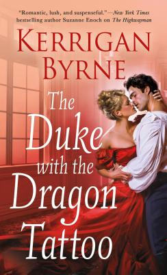 The Duke With the Dragon Tattoo (Victorian Rebels #6) Cover Image