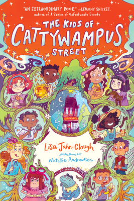 The Kids of Cattywampus Street Cover Image