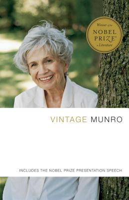 Vintage Munro: Nobel Prize Edition Cover Image
