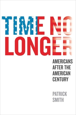 Cover for Time No Longer