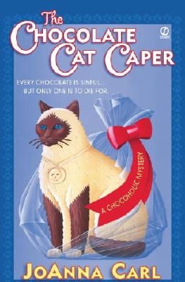 The Chocolate Cat Caper (Chocoholic Mystery #1) Cover Image