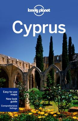Lonely Planet Cyprus Cover Image