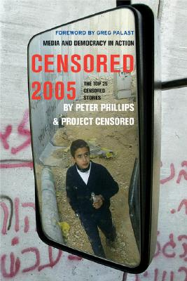 Censored: The Top 25 Censored Stories Cover Image