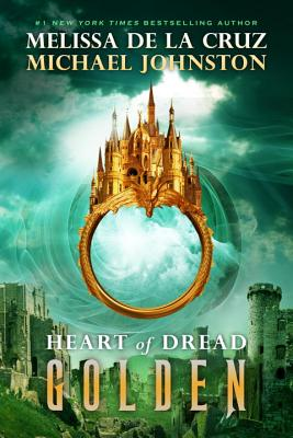 Cover for Golden (Heart of Dread #3)