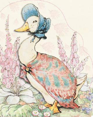 Jemima Puddle-Duck Cover Image