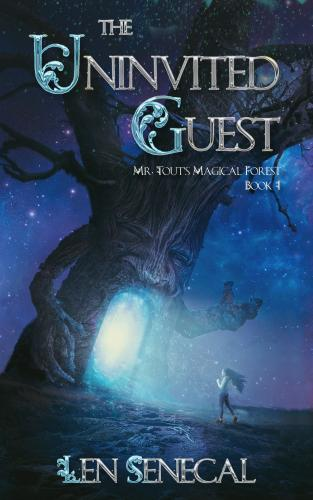 Cover image of the book The Uninvited Guest