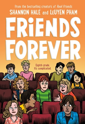 Cover Image for Friends Forever