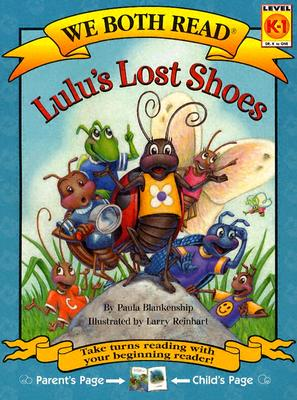 Lulu's Lost Shoes (We Both Read: Level K-1) Cover Image