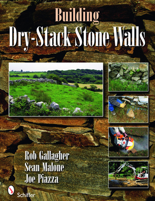 Building Dry-Stack Stone Walls Cover Image