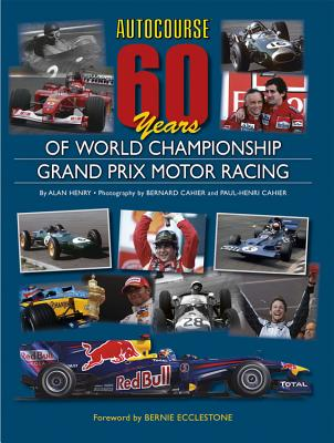 Autocourse 60 Years of World Championship Grand Prix Motor Racing Cover Image
