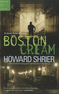 Boston Cream Cover