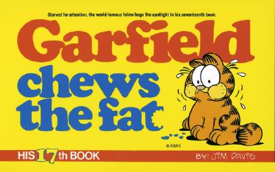 Garfield Chews the Fat Cover Image