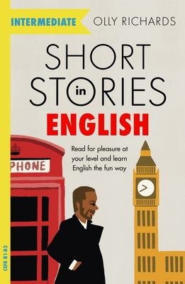 Short Stories in English for Intermediate Learners Cover Image