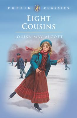 Eight Cousins (Puffin Classics) Cover Image