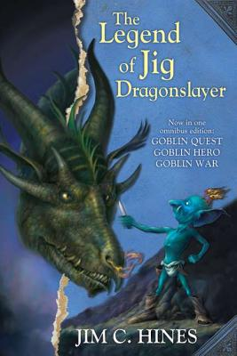 The Legend of Jig Dragonslayer Cover Image
