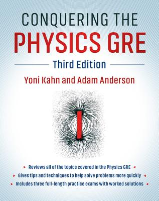 Conquering the Physics GRE Cover Image