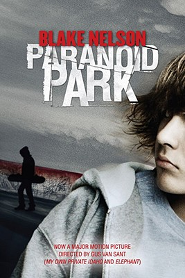 Paranoid Park Cover
