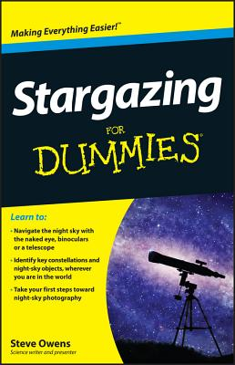 Stargazing for Dummies Cover Image