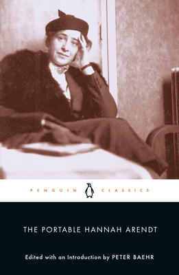 The Portable Hannah Arendt Cover Image