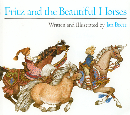Fritz and the Beautiful Horses Cover