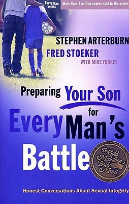 Preparing Your Son for Every Man's Battle Cover