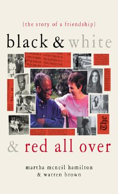 Black & White & Red All Over Cover
