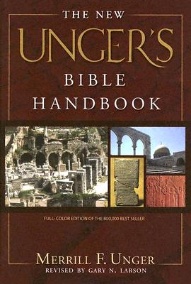 The New Unger's Bible Handbook Cover Image