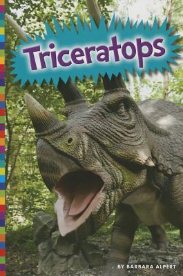 Triceratops (Digging for Dinosaurs) Cover Image