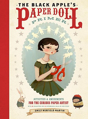 The Black Apple's Paper Doll Primer Cover