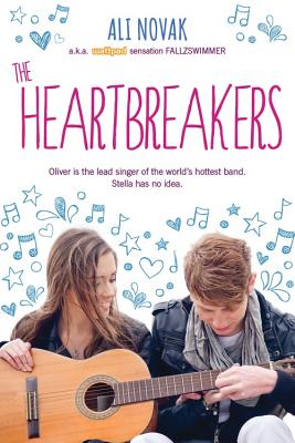 The Heartbreakers (Heartbreak Chronicles #1) Cover Image