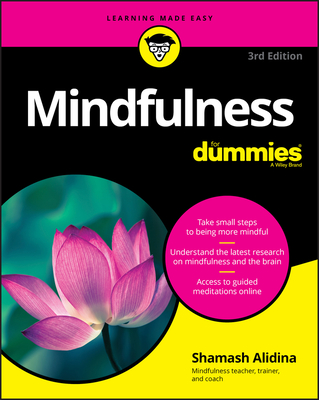 Mindfulness for Dummies Cover Image