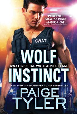 Cover for Wolf Instinct (Swat #9)