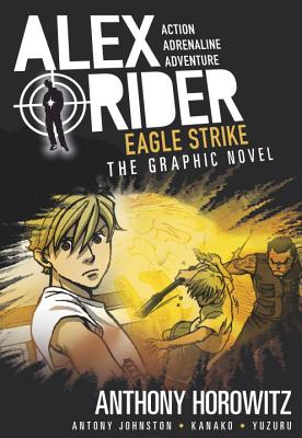 Eagle Strike: An Alex Rider Graphic Novel Cover Image