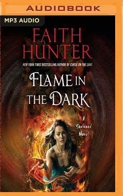 Flame in the Dark (Soulwood #3) Cover Image