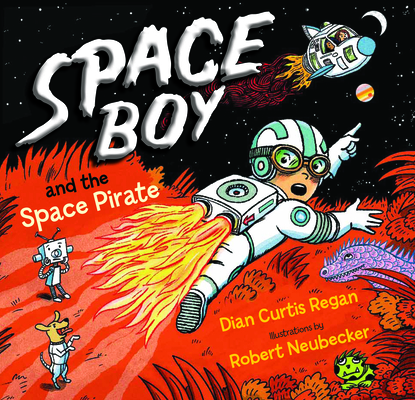 Space Boy and the Space Pirate Cover