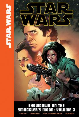 Star Wars: Showdown on the Smuggler's Moon, Volume 3 Cover Image