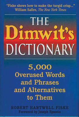 The Dimwit's Dictionary Cover Image