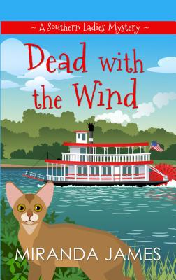 Dead with the Wind (Southern Ladies Mystery) Cover Image