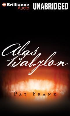 Alas, Babylon Cover