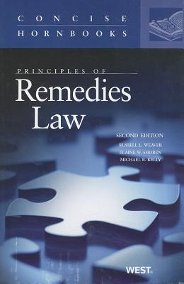 Principles of Remedies Law Cover Image