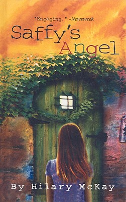 Cover for Saffy's Angel
