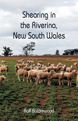 Shearing in the Riverina, New South Wales Cover Image
