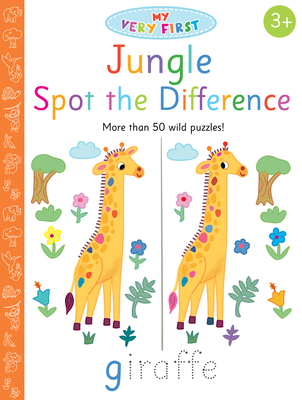 Jungle Spot the Difference Cover Image
