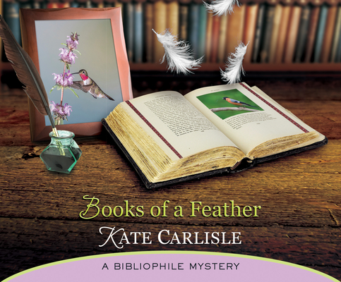 Books of a Feather: A Bibliophile Mystery Cover Image