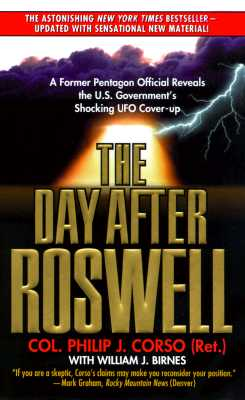 The Day After Roswell Cover Image