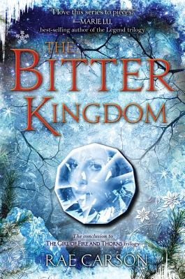 The Bitter Kingdom (Girl of Fire and Thorns #3) Cover Image