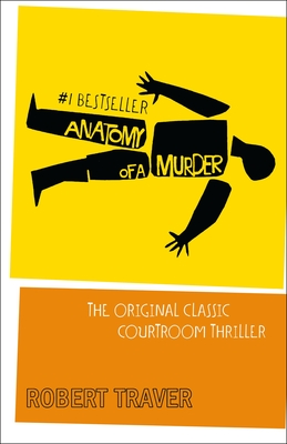 Anatomy of a Murder Cover